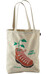 Patagonia Canvas Bag Live Simply Planted: Bleached Stone